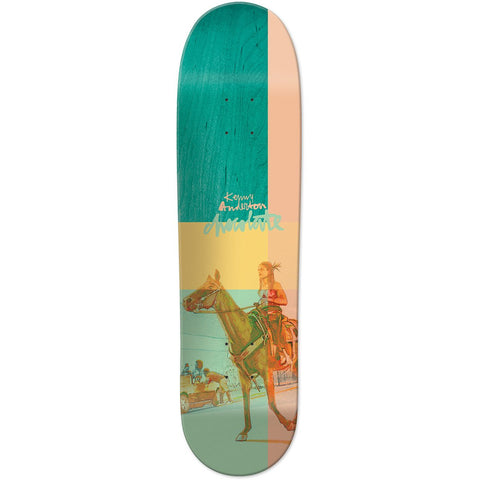 Anderson Chocolate City Cowboys Skidul Deck