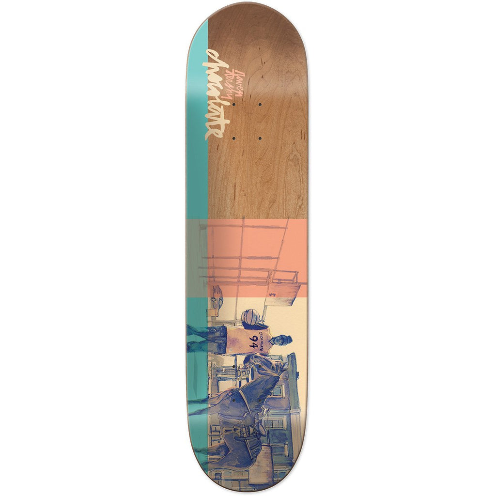 Tershy Chocolate City Cowboys Deck