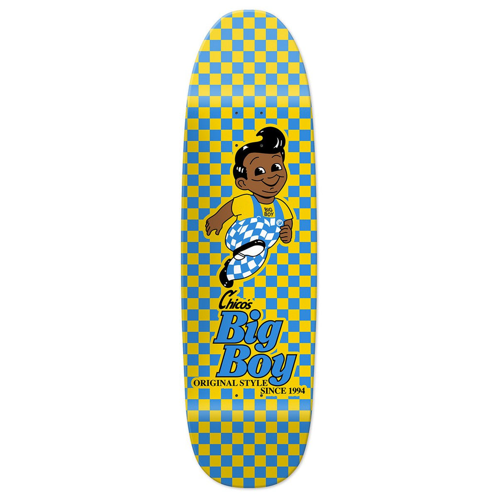 Brenes Big Boy Jr Deck