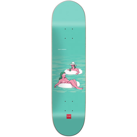 Anderson Sun Bathers Deck