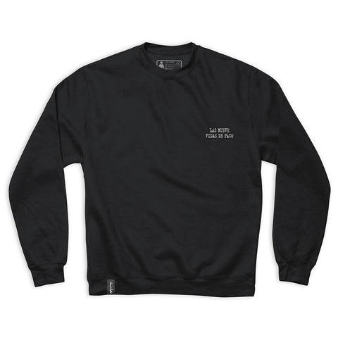 Chocolate Cinema Paco Crewneck Fleece