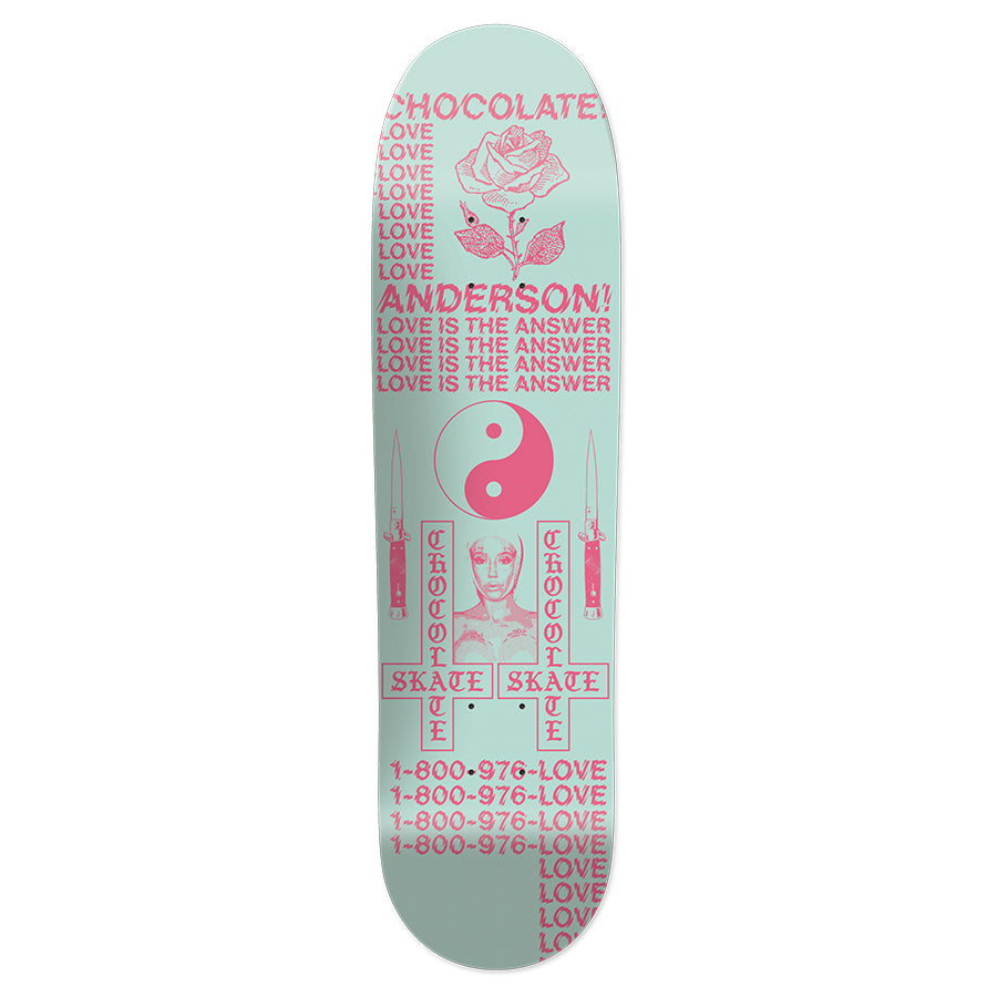Anderson Darkside Skidul Deck
