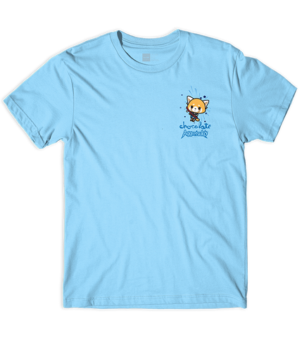 Aggretsuko Office Tee