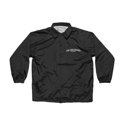 Arched LA Coaches Jacket