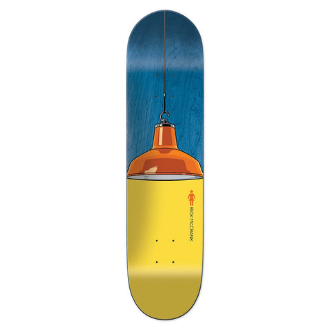 McCrank Illuminated Deck