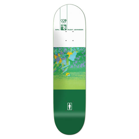 Johnson Olympic Futbol Deck