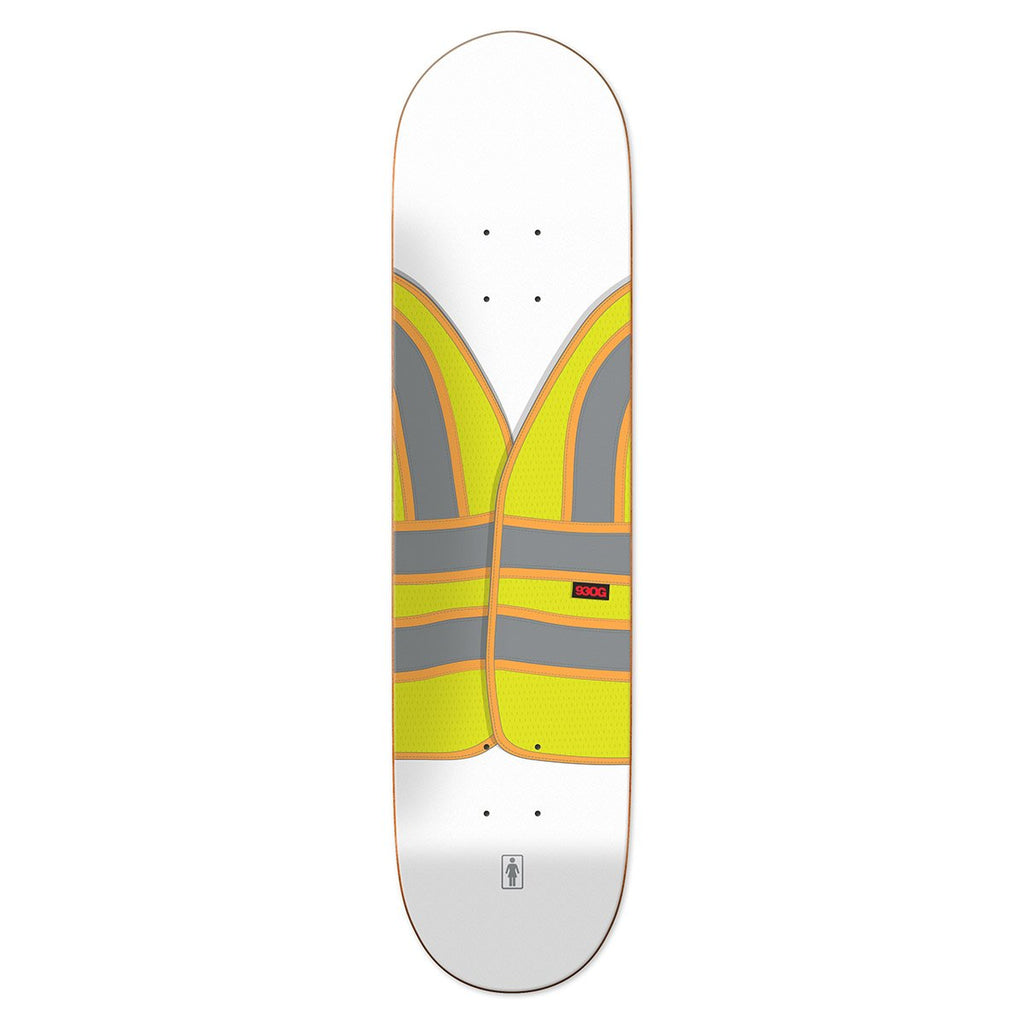 Kennedy Safety Vest Deck