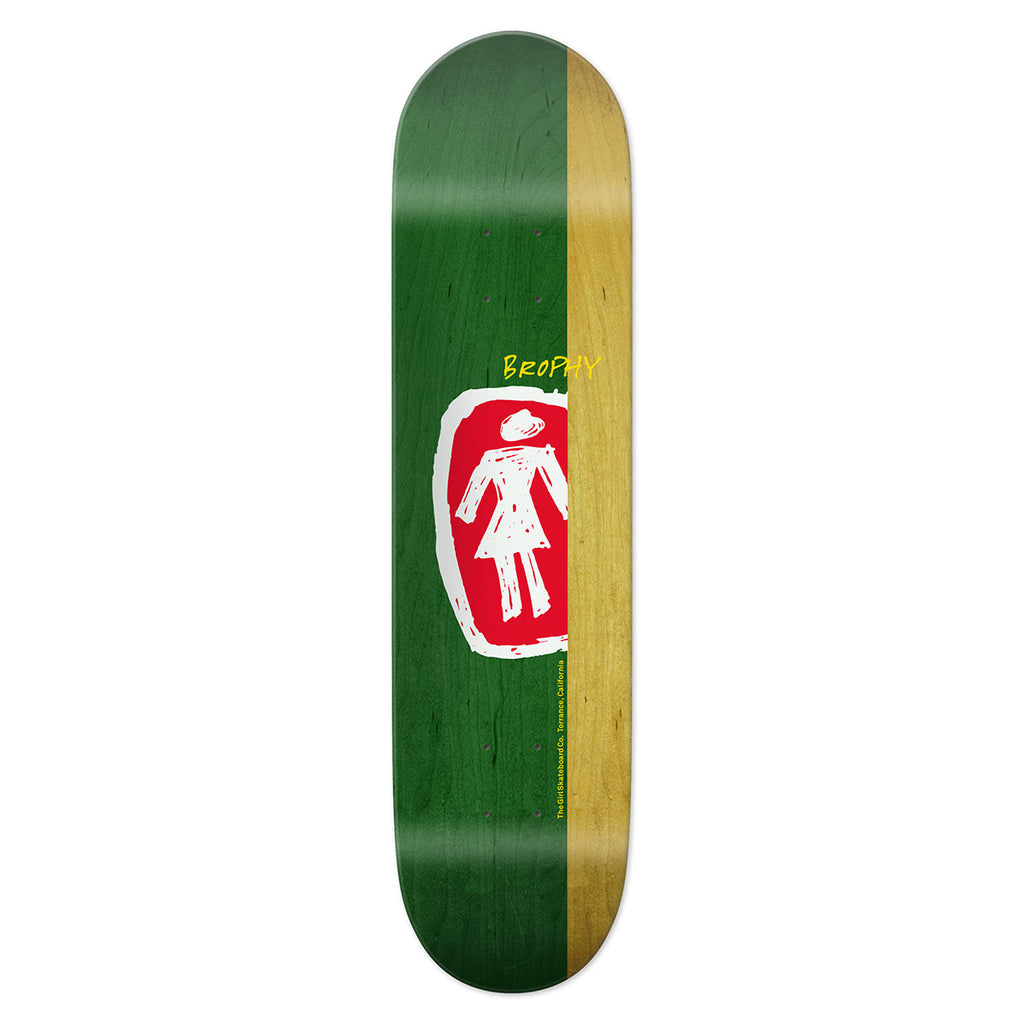 Brophy Sketchy OG Deck