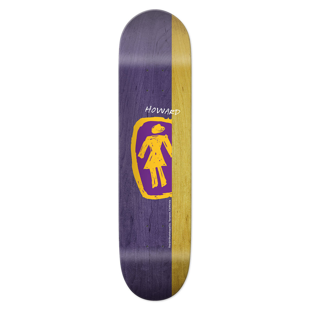 Howard Sketchy OG Deck