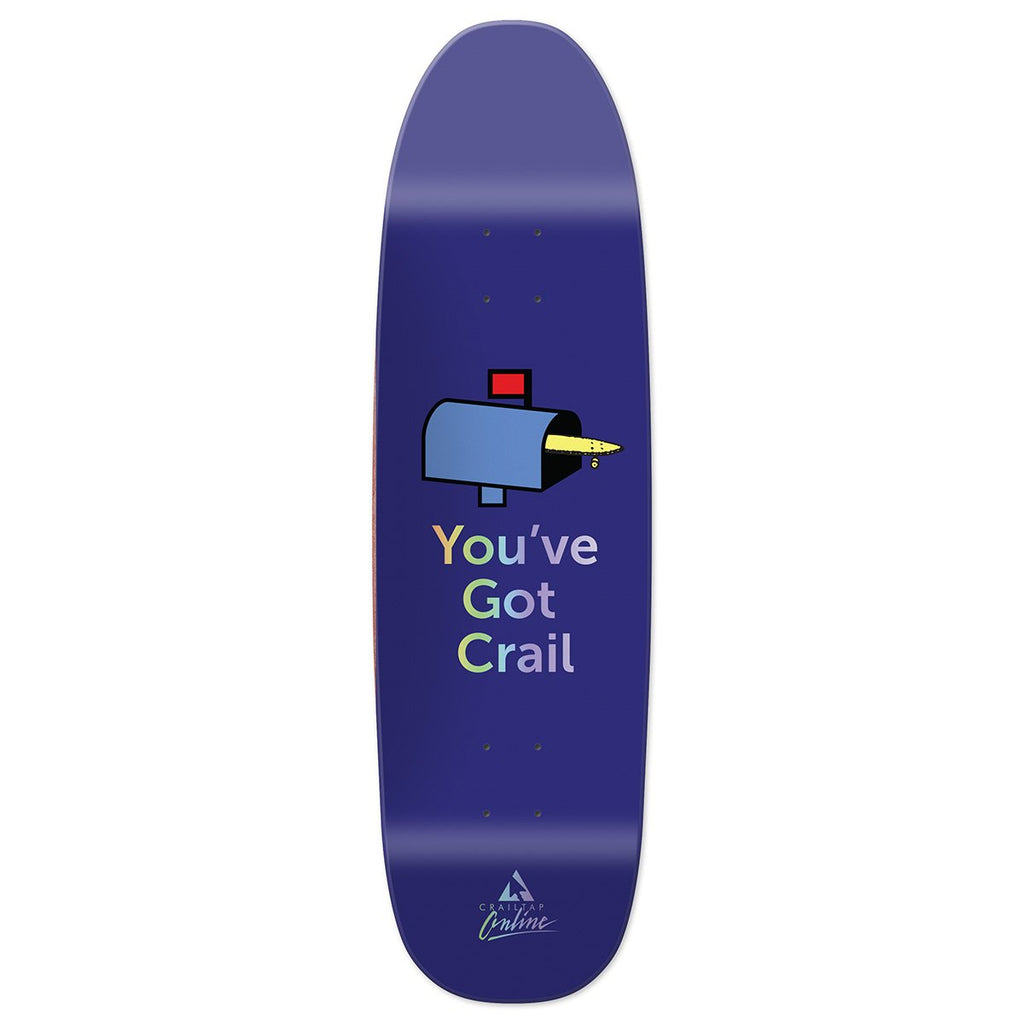 Crailtap You've Got Crail Big Boy Jr. Deck