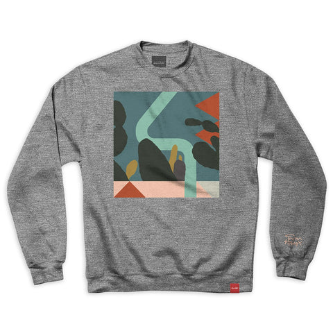 Tropical Studies Crewneck Fleece