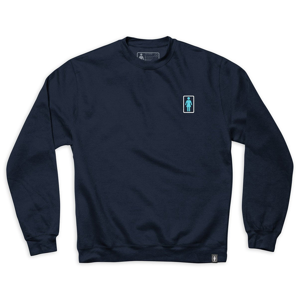 Duo OG Crewneck Fleece
