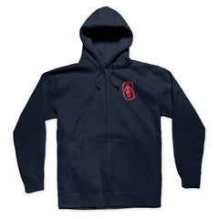 Sketchy OG Zip Up Fleece