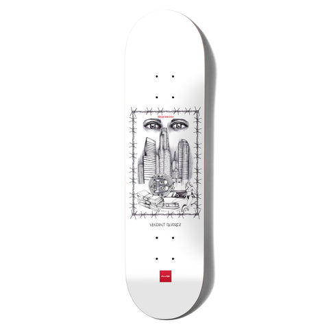 Alvarez Big City Big Dreams Deck