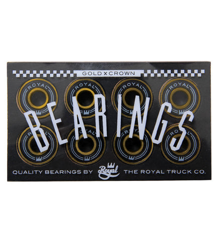 Gold Crown Bearings