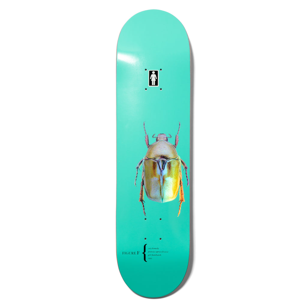 Kennedy Beetles Deck