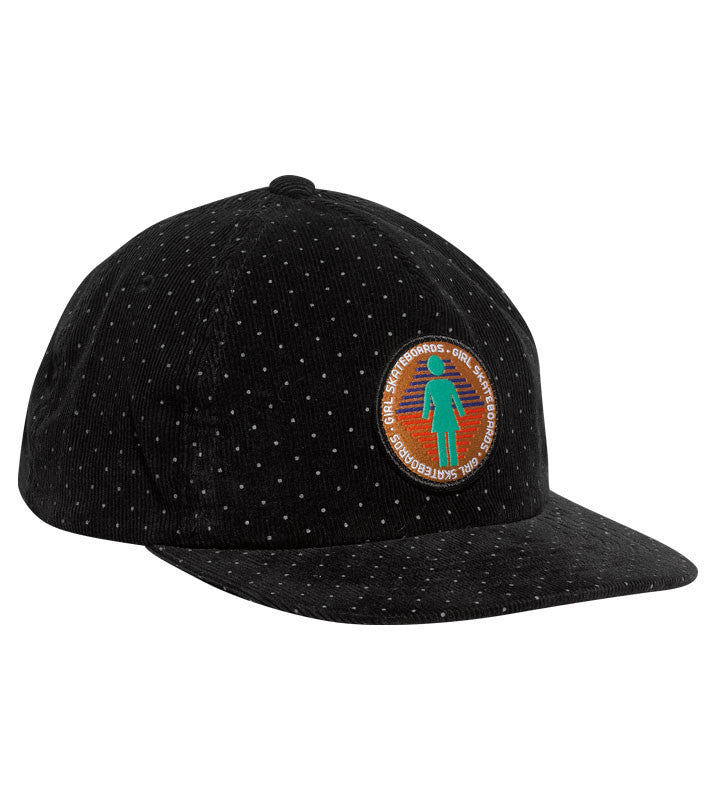 Camp Whatevs Snapback Hat