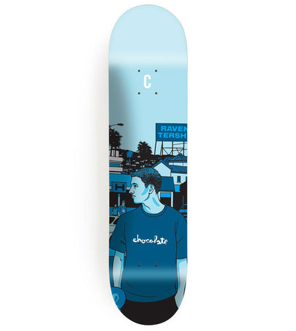 Raven Tershy - 2014 City Deck