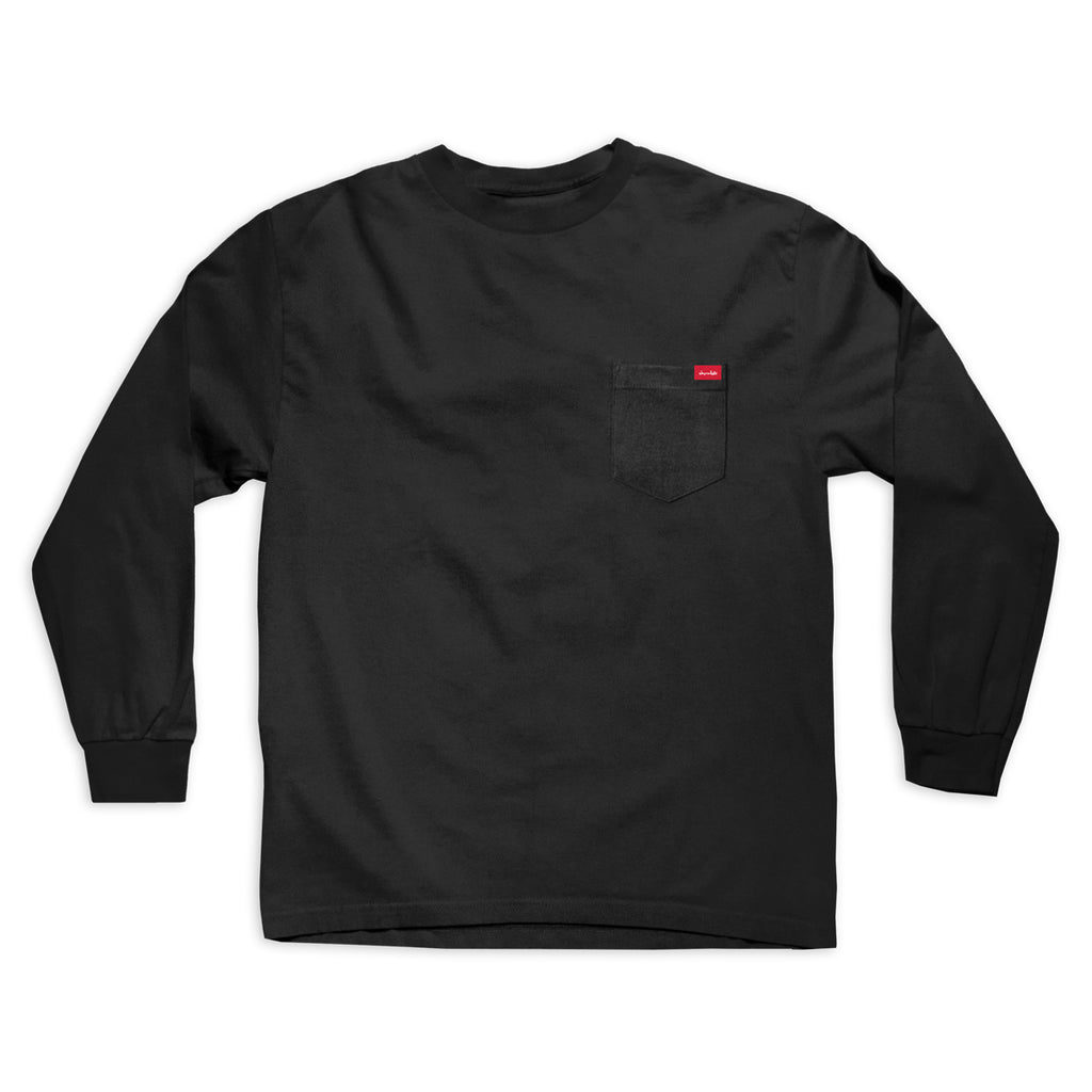 Couch Pocket L/S Tee