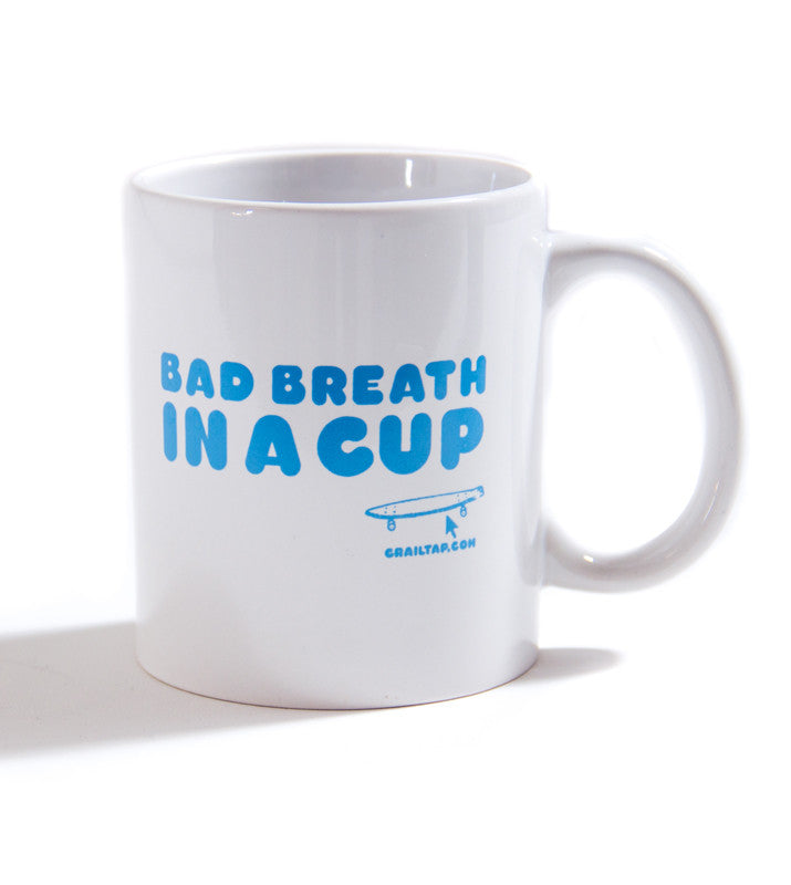 Bad Breath In A Cup Mug
