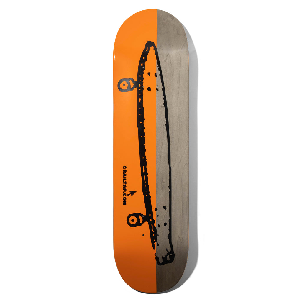 Crail Splitter Orange/Neutral Deck