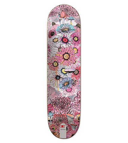 (Chocolate)RED Elijah Berle Deck designed by Sage Vaughn
