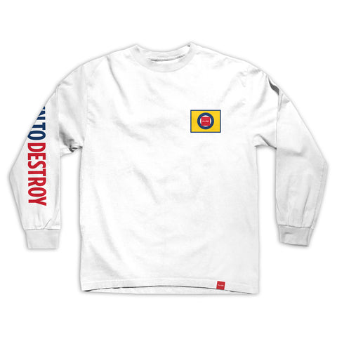 Down to Destroy L/S Tee