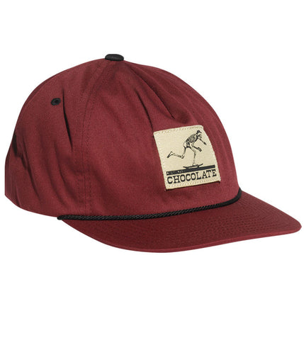 El Chocolate Snapback Hat