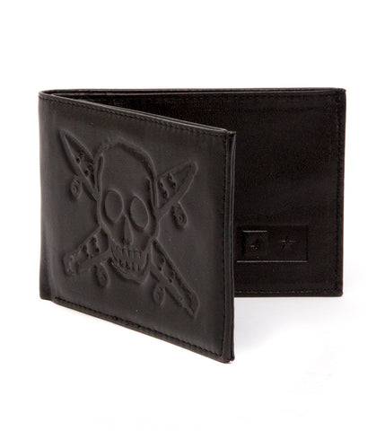 Pirate Leather Wallet