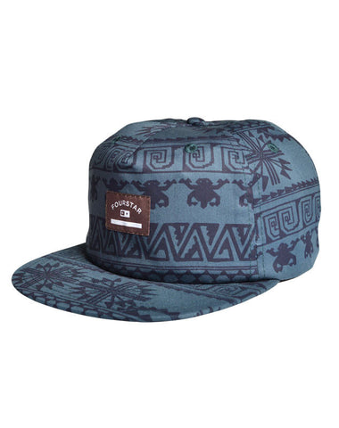 Native Print Cap