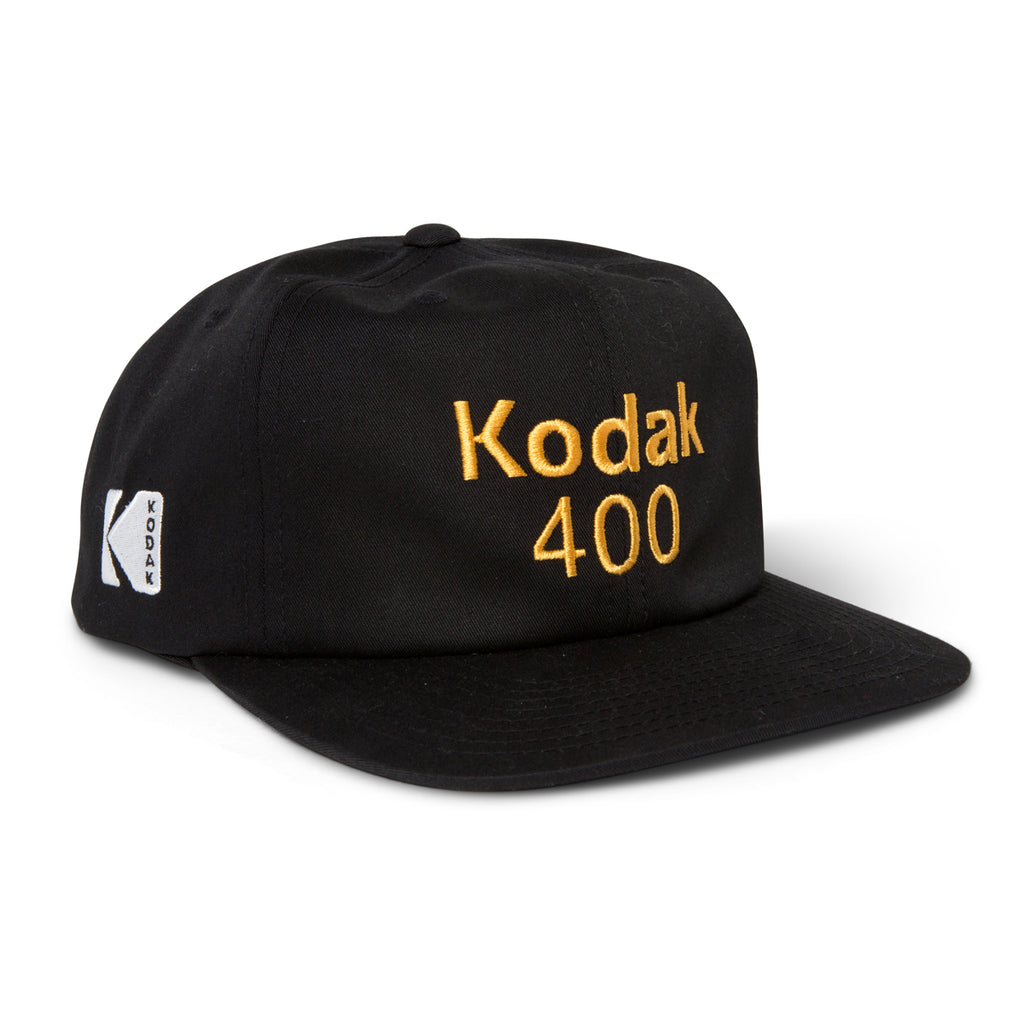 Kodak 400 6 Panel Hat