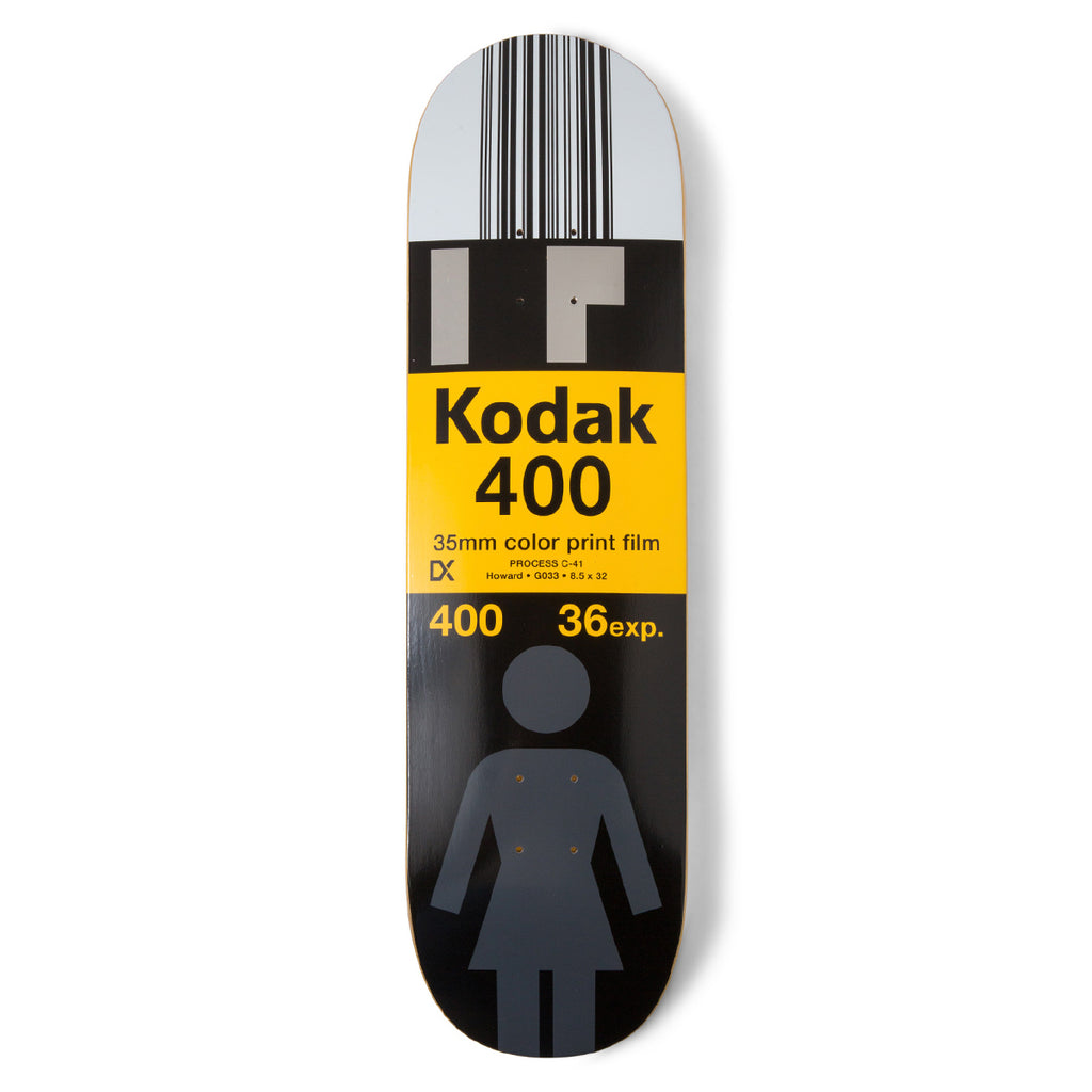 Howard Kodak Deck