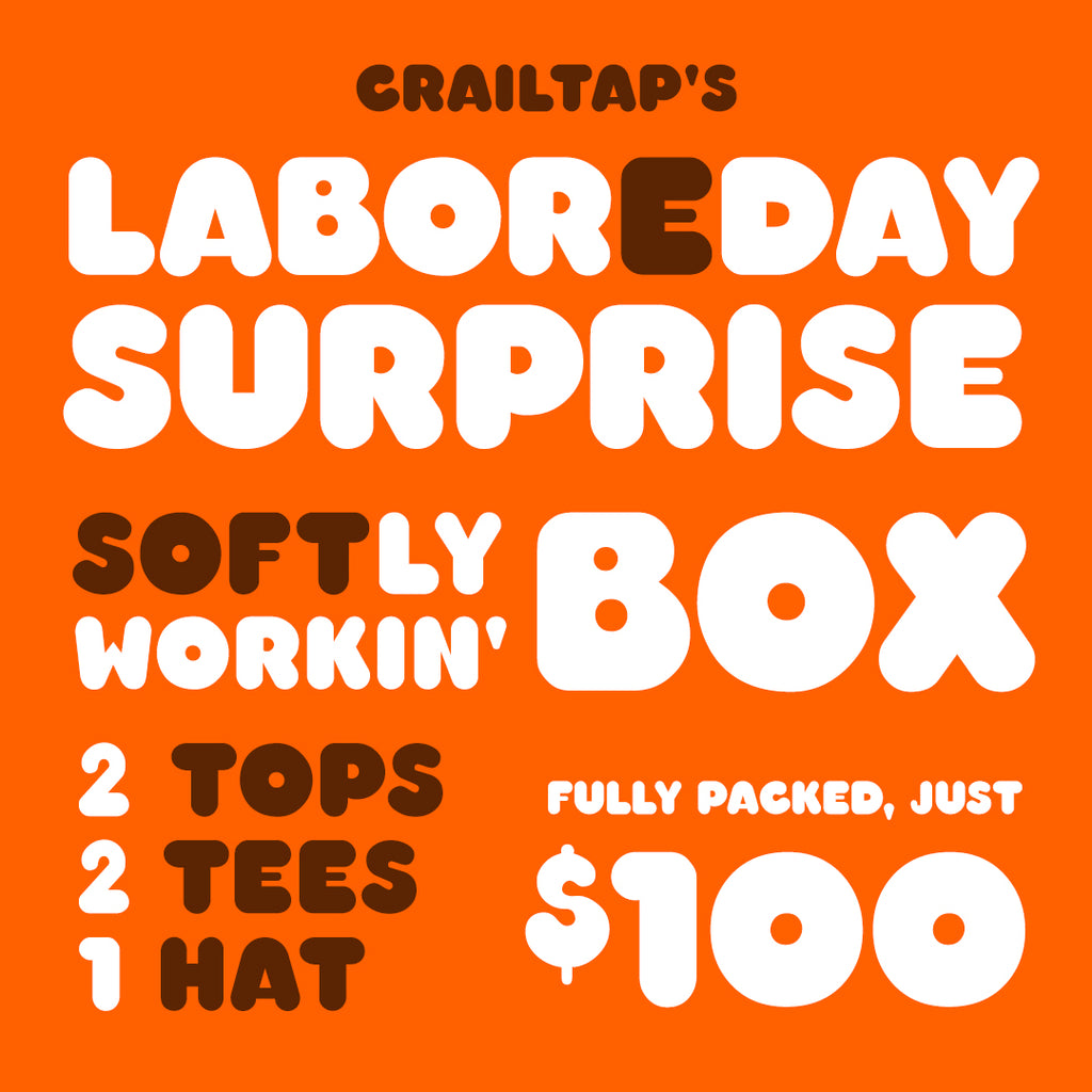 Soft Labored Day Surprise Box