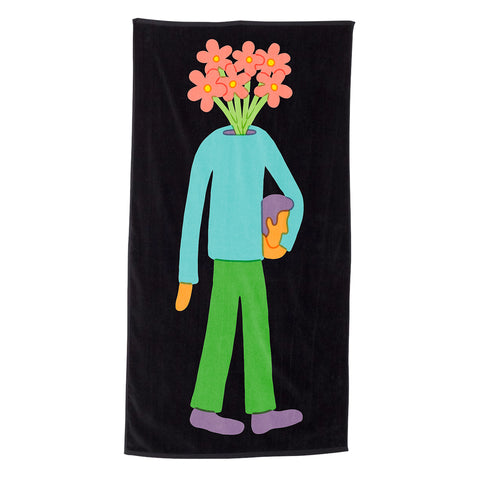 Lahan Beach Towel