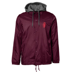 National Hero Hooded Coaches Jacket