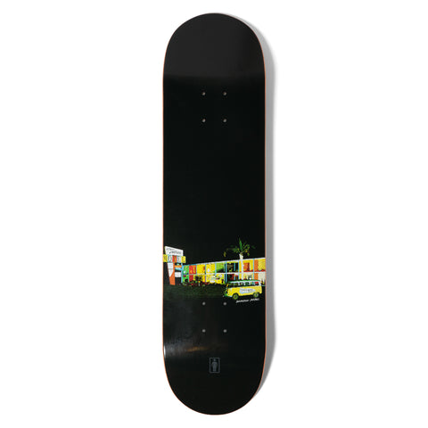 Biebel No Vacancy Deck