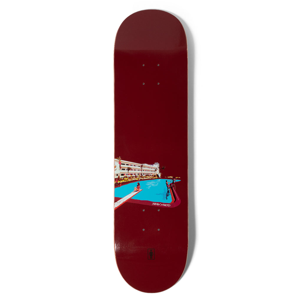 Malto No Vacancy Deck