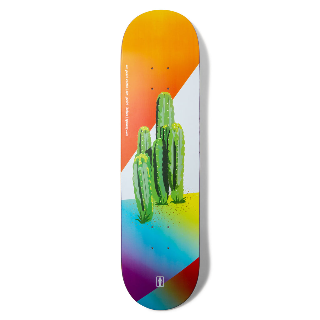 Kennedy Psychedelic Plants Deck