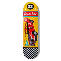 Alvarez Rally Cars Deck
