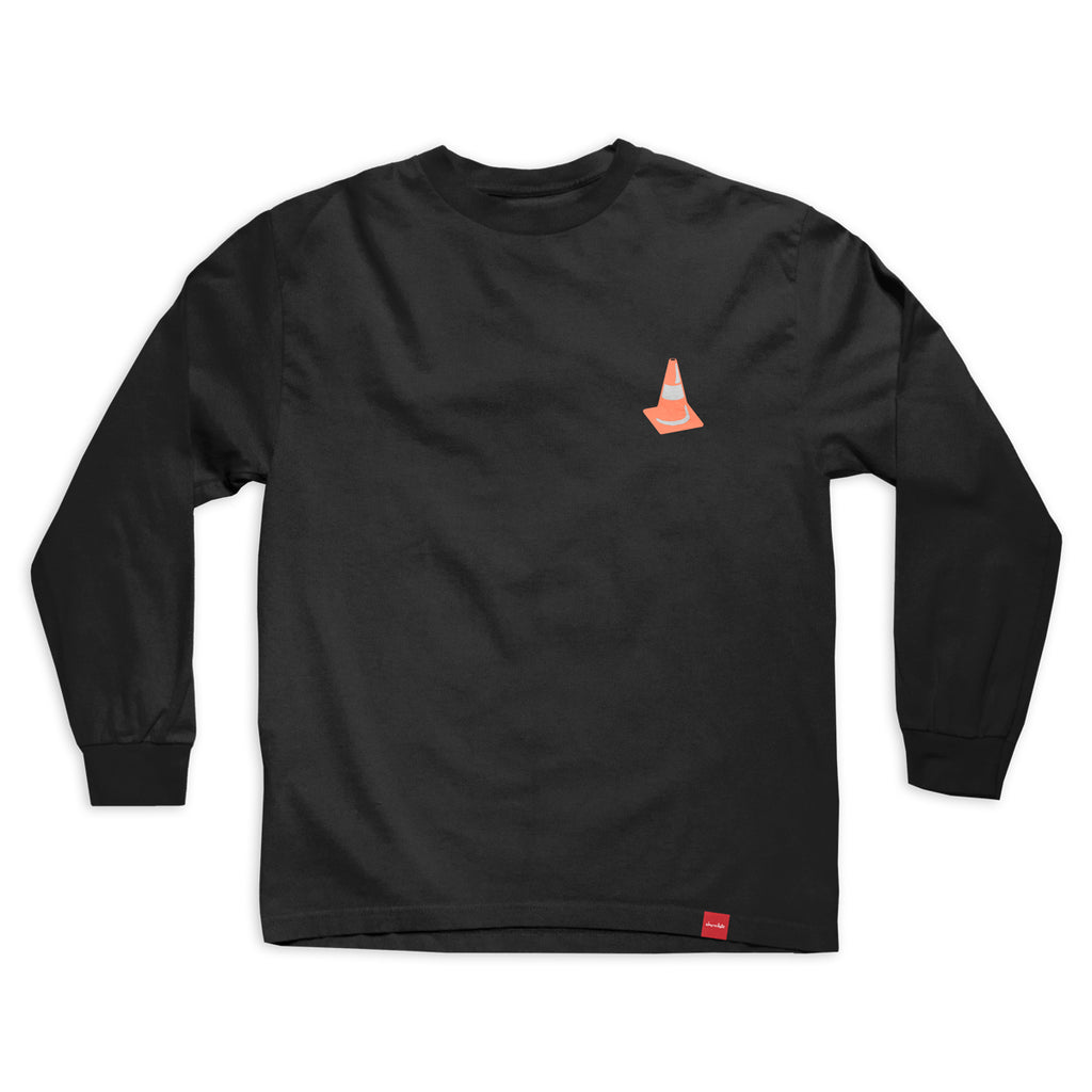 Safety Cone L/S Tee