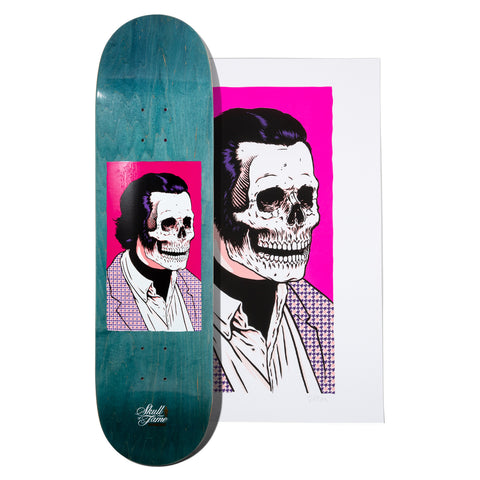 Bannerot Skull of Fame Deck and Print