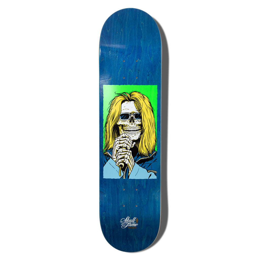 Pacheco Skull of Fame Deck