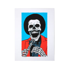 Howard Skull of Fame Print
