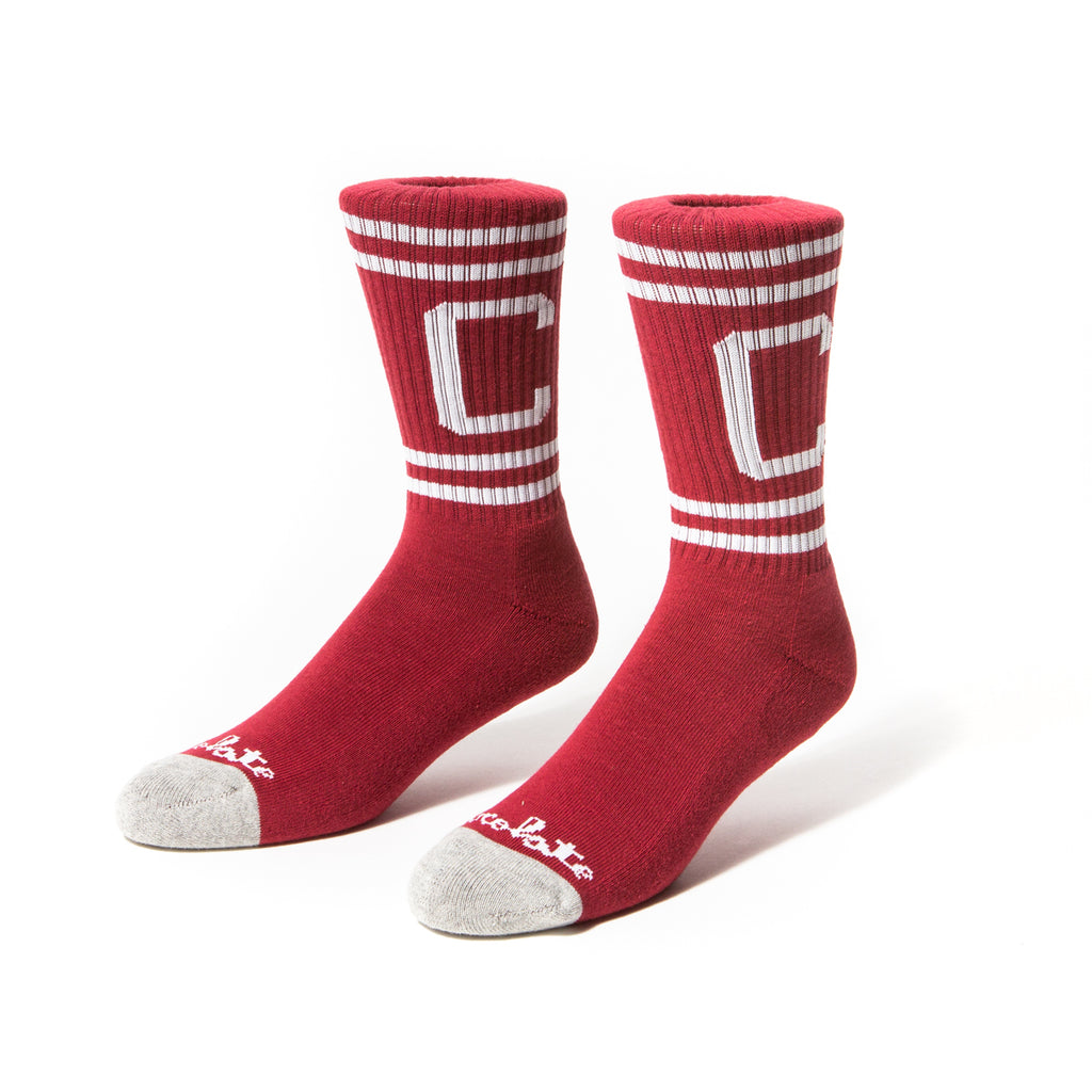 Stripe C Sock
