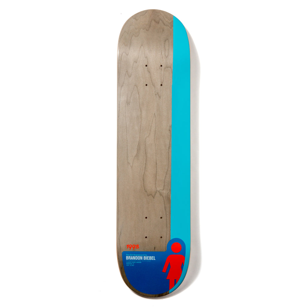 Biebel Tail Block Deck