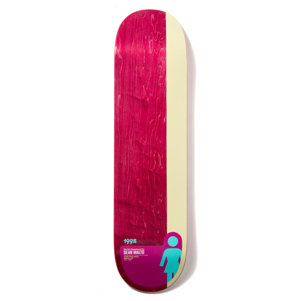 Malto Tail Block Deck