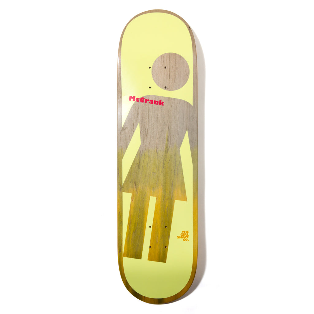 McCrank Tilt-A-Girl Deck