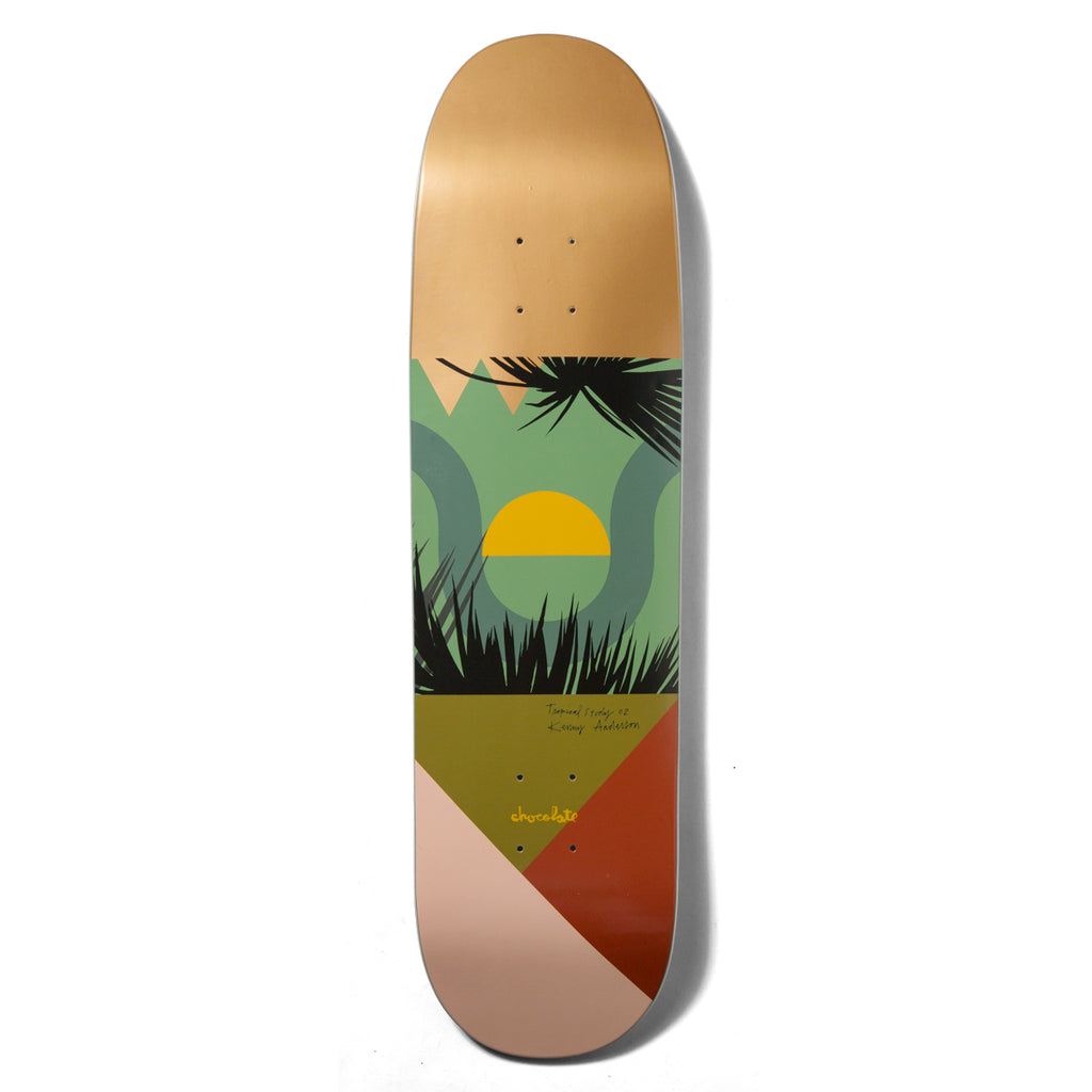 Anderson Tropical Studies Skidul Deck