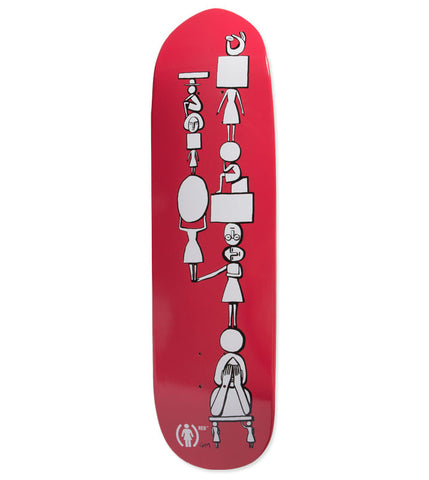 Mike Carroll - Girl (PRODUCT)RED Special Edition Deck