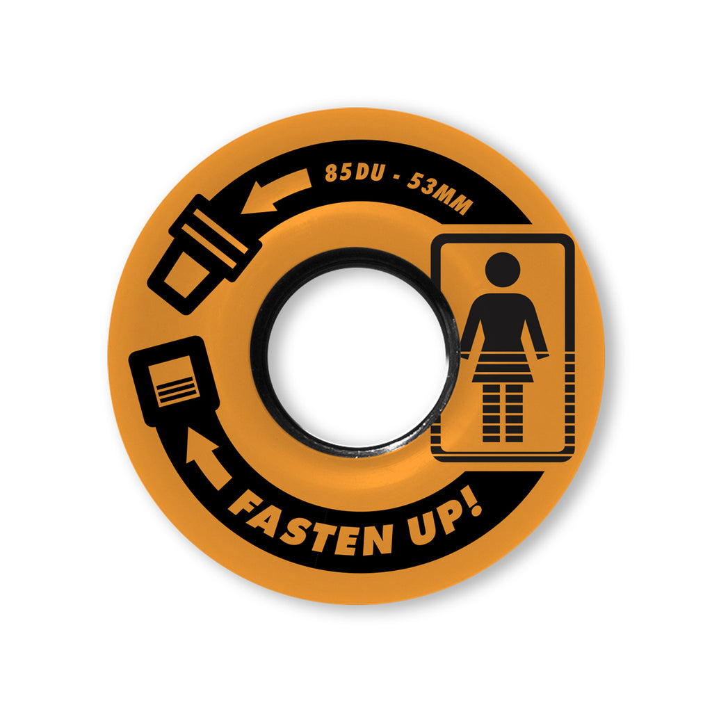 Fasten Up Cruiser Wheel
